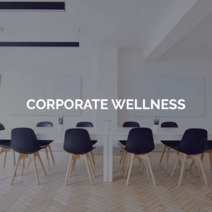 corporate wellness- image of meeting room with desk and chairs