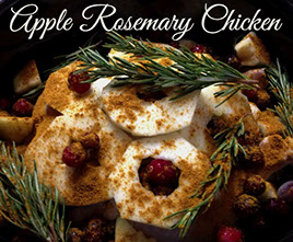 Apple Rosemary Chicken
