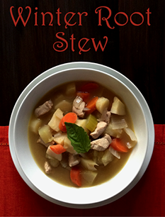 Winter Root Stew
